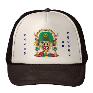 Mardi Gras and Football Coach view notes please Trucker Hat