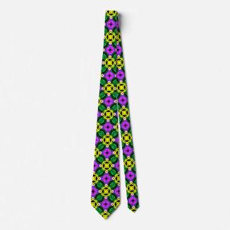 Neon Yellow Neckties Neon Yellow Ties for Men #2: mardi gras bright neon like geometric tie rb72d e994aa c36f756eca0 z5ndj 324 rlvnet=1