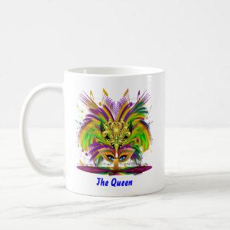 Mardi Gras Carnival Event  Please View Notes Basic White Mug