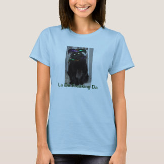 Mardi Gras Cat T-Shirt