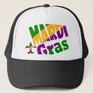 Mardi Gras Celebration Hat