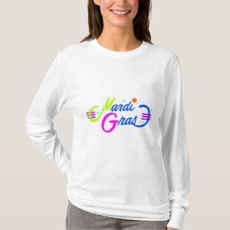 Mardi Gras Color T-Shirt