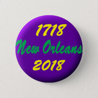 MARDI GRAS COLORS BUTTON
