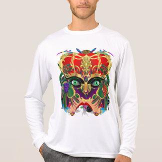 Mardi Gras Combo Bacchus Masquerade Dragon King Tee Shirts