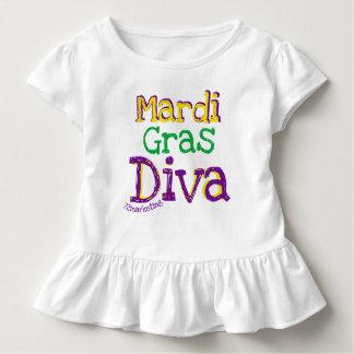 Mardi Gras Diva Ruffled Shirt 72marketing
