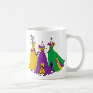 Mardi Gras Dress Shop Coffee Mug