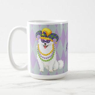 Mardi Gras Eskie Coffee Mug