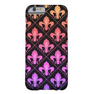 Mardi Gras Fleur De Lis Barely There iPhone 6 Case