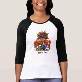 Mardi Gras Galveston Texas T-Shirt