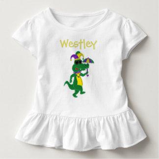 Mardi Gras gater Toddler T-shirt