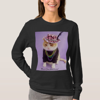 Mardi Gras, here I come! T-Shirt