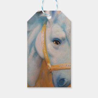 Mardi Gras Horse Gift Tags