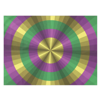Mardi Gras Illusion Tablecloth