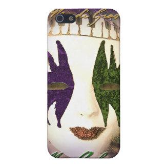Mardi Gras iPhone 5/5S Covers