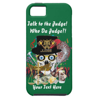 Mardi Gras Judge 2 Customize Resize if Needed Case For The iPhone 5