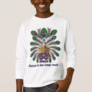 Mardi Gras Kids All Styles Important view notes T-Shirt