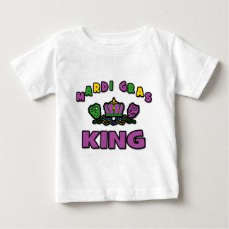 Mardi Gras King Baby T-Shirt