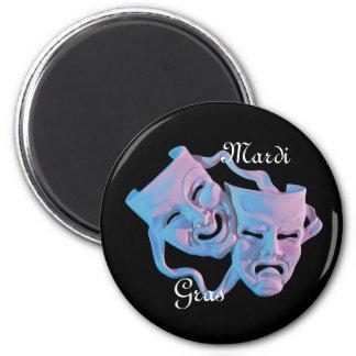 Mardi Gras Masks Magnet