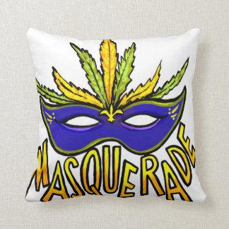 Mardi Gras Masquerade Pillow