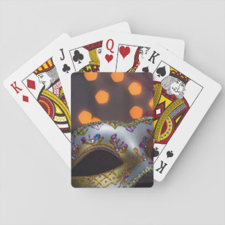 Mardi Gras Masquerade Playing Cards