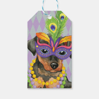 Mardi Gras Min Pin Pack Of Gift Tags