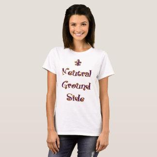 Mardi Gras - Neutral Ground Side T-Shirt