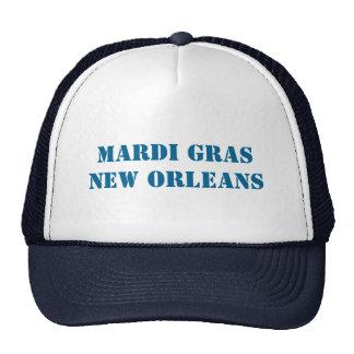 MARDI GRAS NEW ORLEANS MARDIGRAS USA FESTIVALS TRUCKER HAT