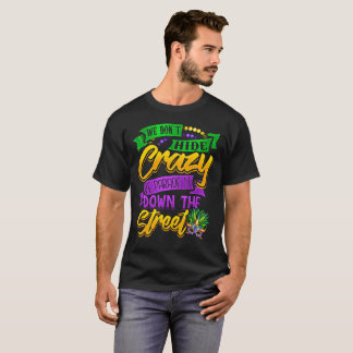 Mardi Gras PARADE IT T-Shirt