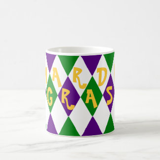 Mardi Gras Party Mug