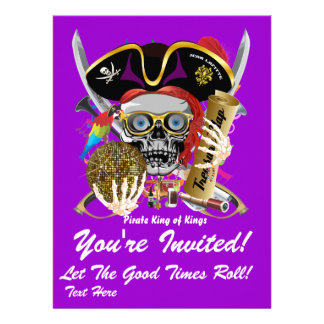 Mardi Gras Party Theme Please View Notes Personalized Invitations