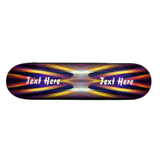Mardi Gras Party Theme  Please View Notes Skate Board Decks