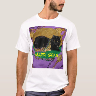 Mardi Gras Picture (Horizontal) T-Shirt