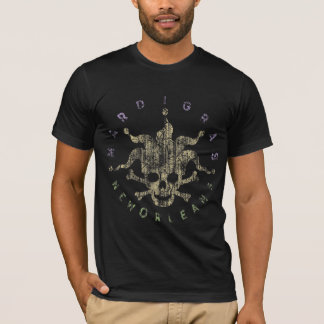 Mardi Gras Pirate Jester T-Shirt