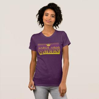 Mardi Gras Queen Apparel T-Shirt