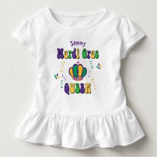 Mardi Gras Queen Toddler T-shirt