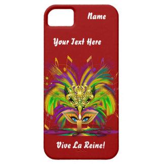Mardi Gras Queen View Notes Below Please iPhone 5 Case