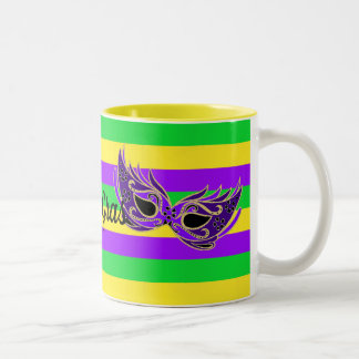Mardi Gras Souvenir Coffee Mug Tea Cup