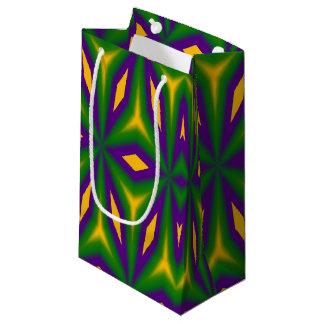 Mardi Gras Star 3598 Small Gift Bag