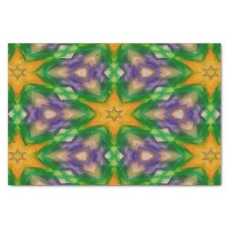 Mardi Gras Stars #4950 tissue paper