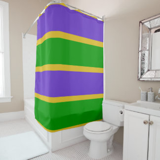 Mardi Gras Stripes Colors