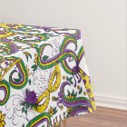 Mardi Gras Tablecloth