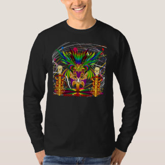 Mardi Gras The Witch Doctor T-Shirt