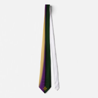 Mardi Gras Tie Krewe of Cyllenius Call Out Gift