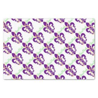 Mardi Gras Tissue Paper