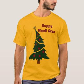 Mardi Gras Trees T-Shirt