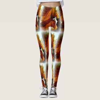 mare and pony leggings