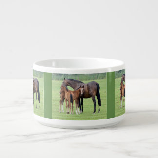 Mare And Two Colts Bowl