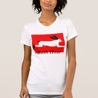 margaret frasers art 025, Rush Hour T-Shirt