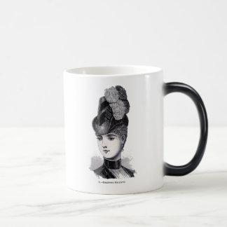 """""""Margaret"""" Morphing Mug"""