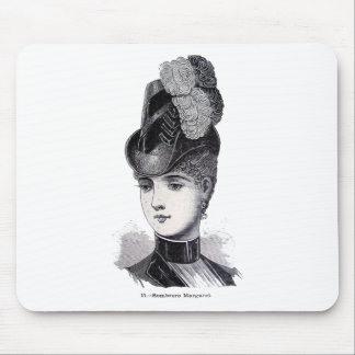 """""""Margaret"""" Mouse Pad"""